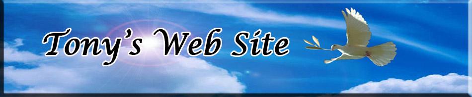 Tonys Web Site